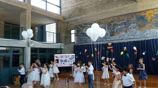 Η γιορτή τού Νηπιαγωγείου - Festa e Kopshtit