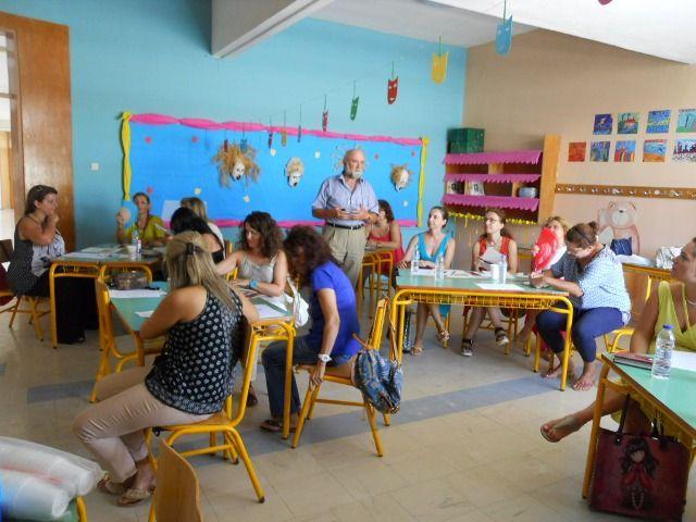 Καλή αρχή με επιμορφωτικές συναντήσεις για τους δασκάλους