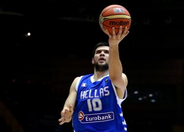 Διεθνής καλαθοσφαιριστής τού ΝΒΑ προπονείται στο Αρσάκειο Θεσσαλονίκης