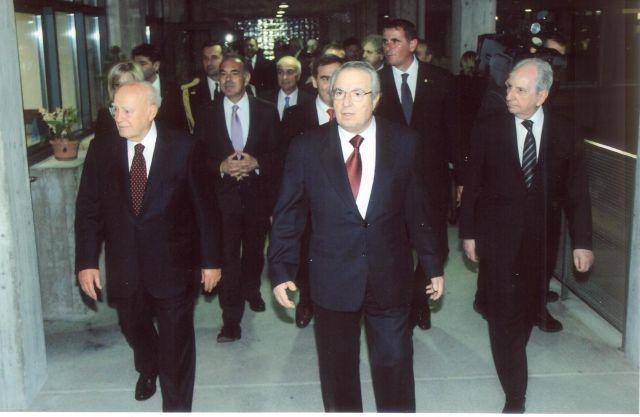 Ο Πρόεδρος τής Ελληνικής Δημοκρατίας στο Αρσάκειο Τιράνων