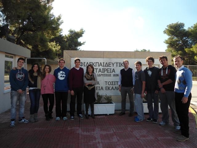 Τα Αρσάκεια στο Διεθνές Πρόγραμμα «Formula 1 in Schools»