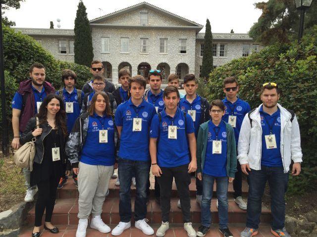 Πανελλήνιο ρεκόρ F1 in schools