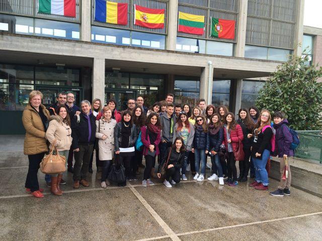 Erasmus+ Δεύτερος Σταθμός: Αρσάκειο Λύκειο Πάτρας