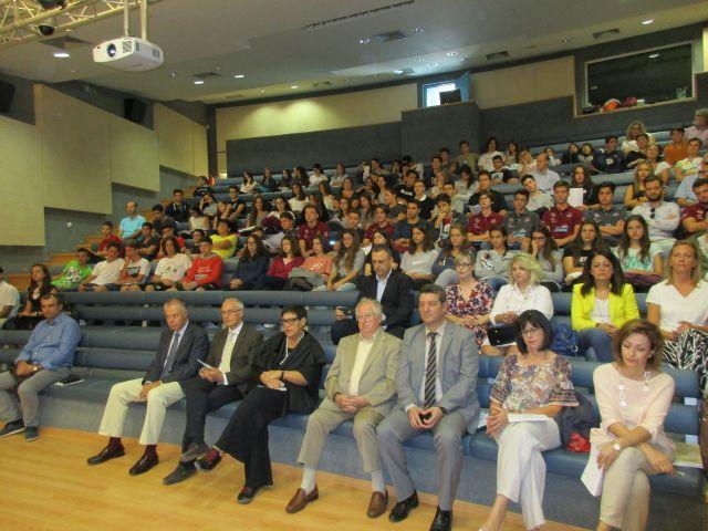 Πανεπιστήμιο Πατρών και Αρσάκειο Λύκειο: αποδοτική συνεργασία