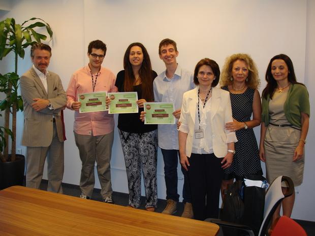 Β΄ βραβείο στον Διαγωνισμό Κοινωνικής Καινοτομίας
