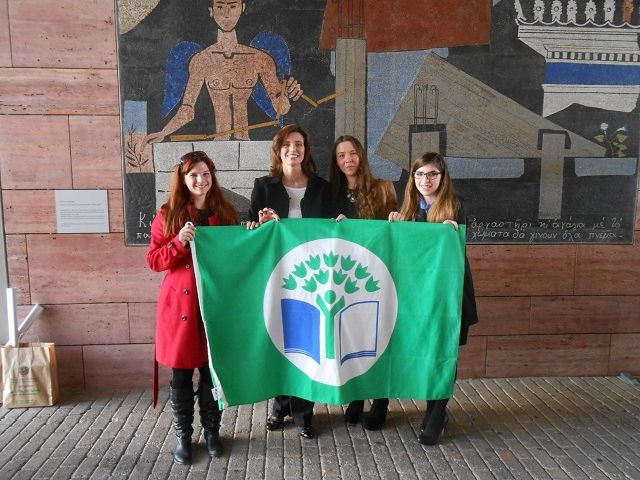 Και δεύτερη Πράσινη Σημαία για το Νηπιαγωγείο Ψυχικού
