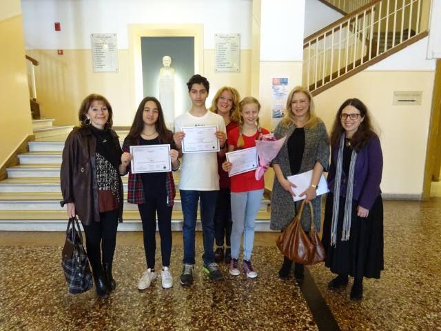 Τρία βραβεία σε διαγωνισμό γερμανικής έκθεσης