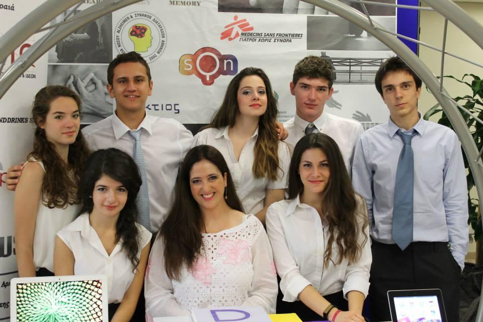 1ο ευρωπαϊκό βραβείο επιχειρηματικού σχολείου για το Α΄ Αρσάκειο Λύκειο Ψυχικού