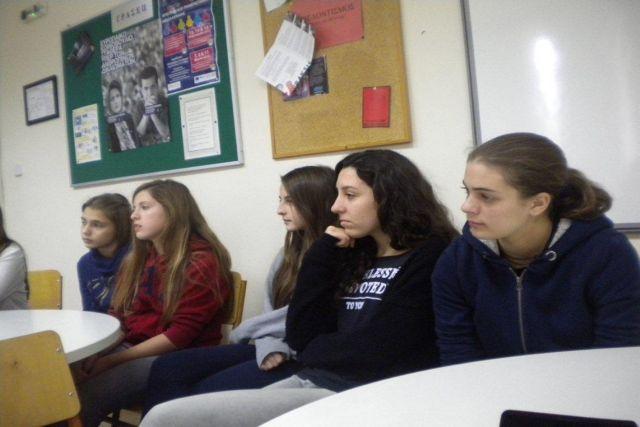Ομάδα διαμεσολάβησης κατά τού σχολικού εκφοβισμού