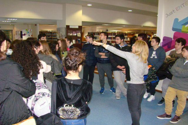 Στο Πανεπιστήμιο Μακεδονίας