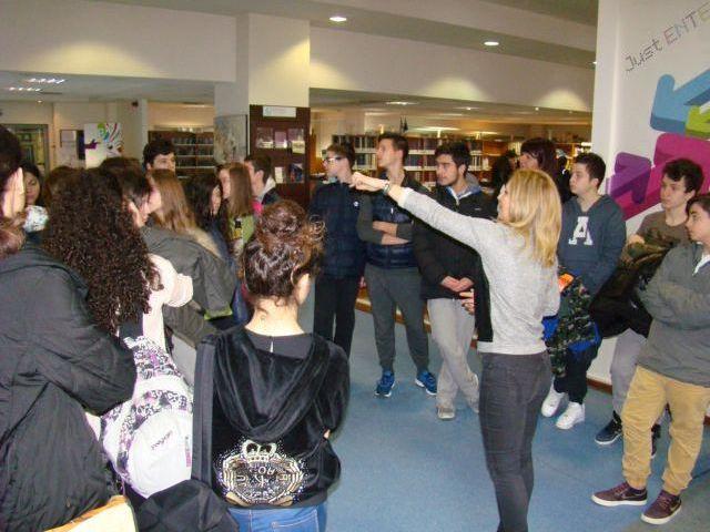 ΣΕΠ: Επίσκεψη στο Πανεπιστήμιο Μακεδονίας