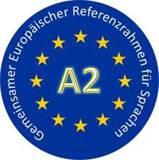 Απόλυτη επιτυχία στις εξετάσεις γλωσσομάθειας επιπέδου Α2 τού Ινστιτούτου Goethe