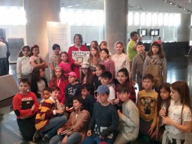 Εκπαιδευτική εκδρομή στην  Αθήνα