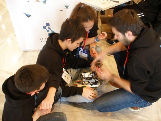 Διαγωνισμός First Lego League