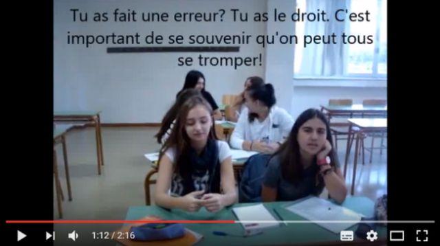 Οδηγός επιβίωσης στο Γυμνάσιο στα Γαλλικά!