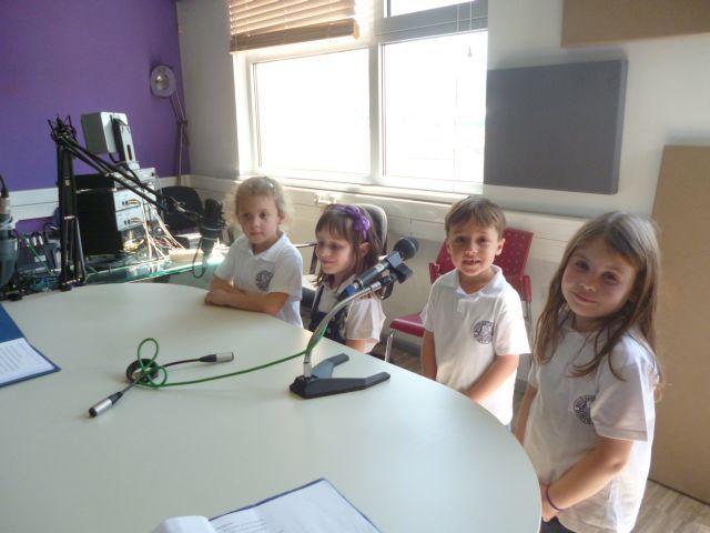 Συμμετοχή σε ραδιοφωνική εκπομπή