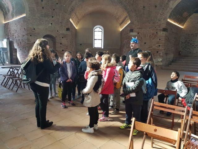 Επίσκεψη στη ρωμαϊκή Θεσσαλονίκη