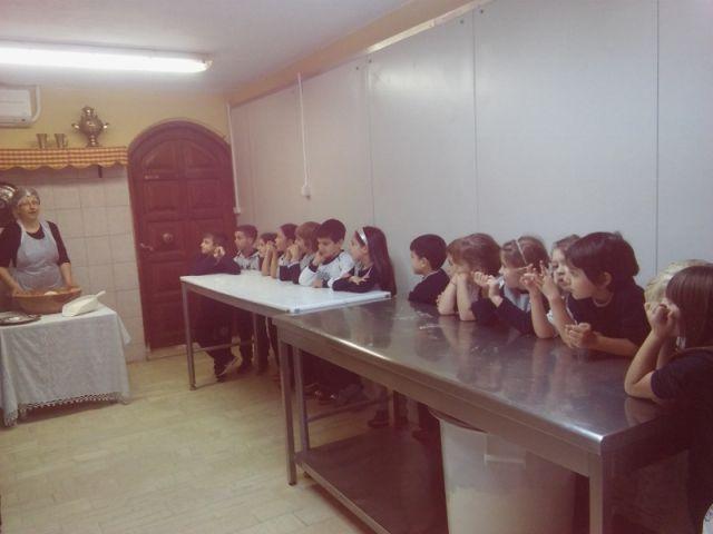Εκπαιδευτικό πρόγραμμα «Το ψωμί»