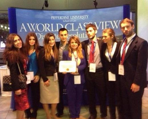 Διεθνής διάκριση δύο αποφοίτων τού Α΄ Αρσακείου Λυκείου Ψυχικού